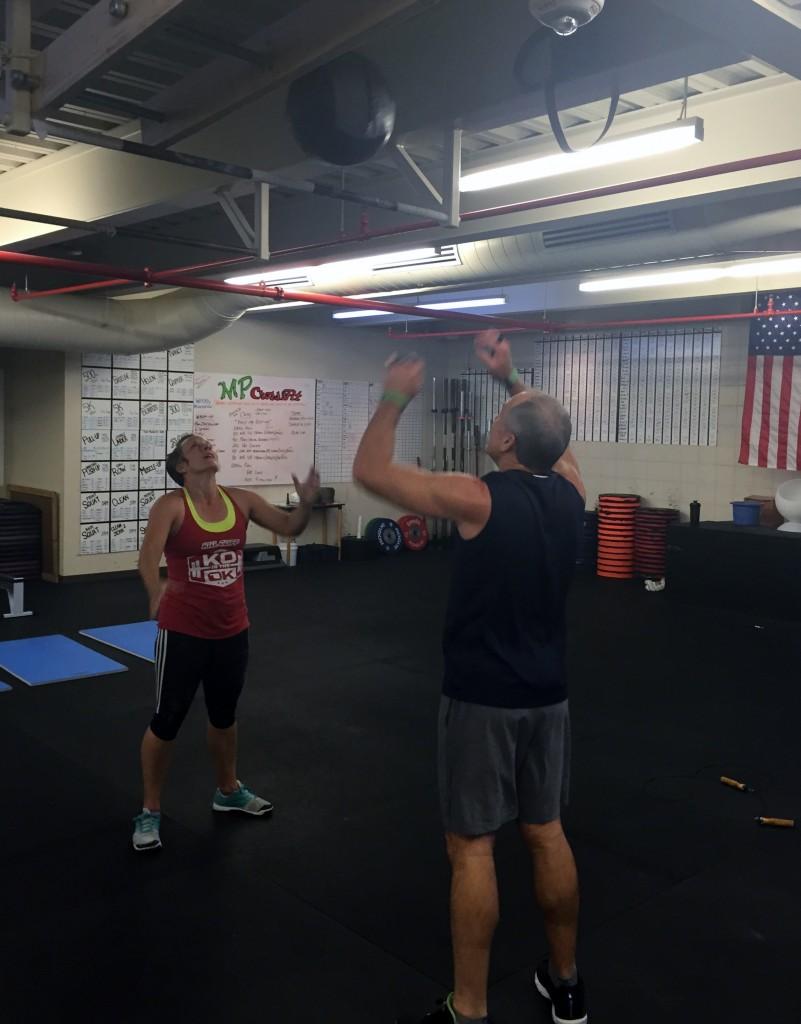 MP CrossFit Tulsa 070915