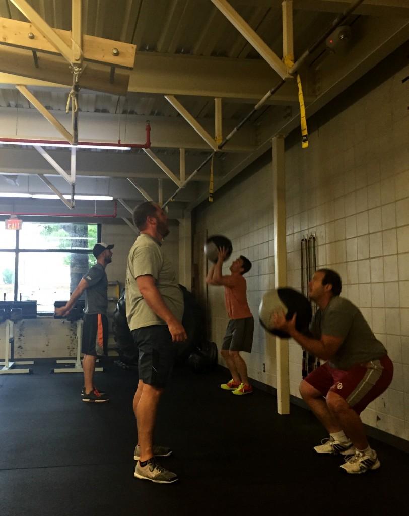MP CrossFit Tulsa 071015