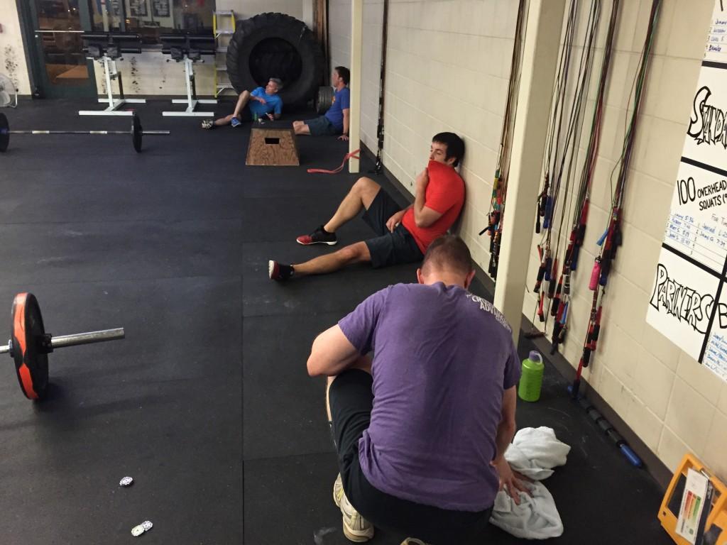 MP CrossFit Tulsa 072115