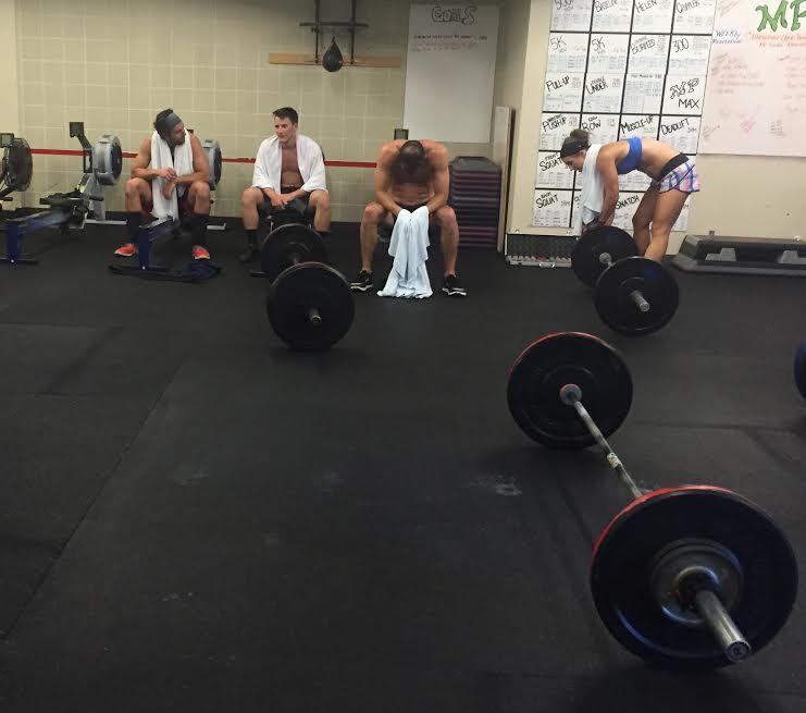 MP CrossFit Tulsa 072315