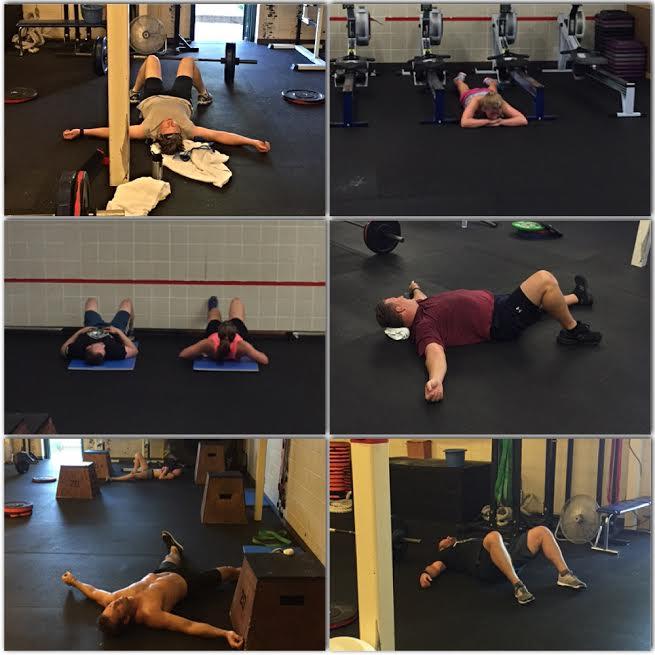 MP CrossFit Tulsa 072615