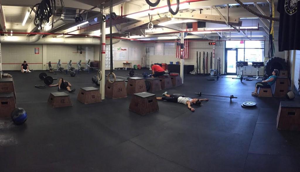 MP CrossFit Tulsa 080515