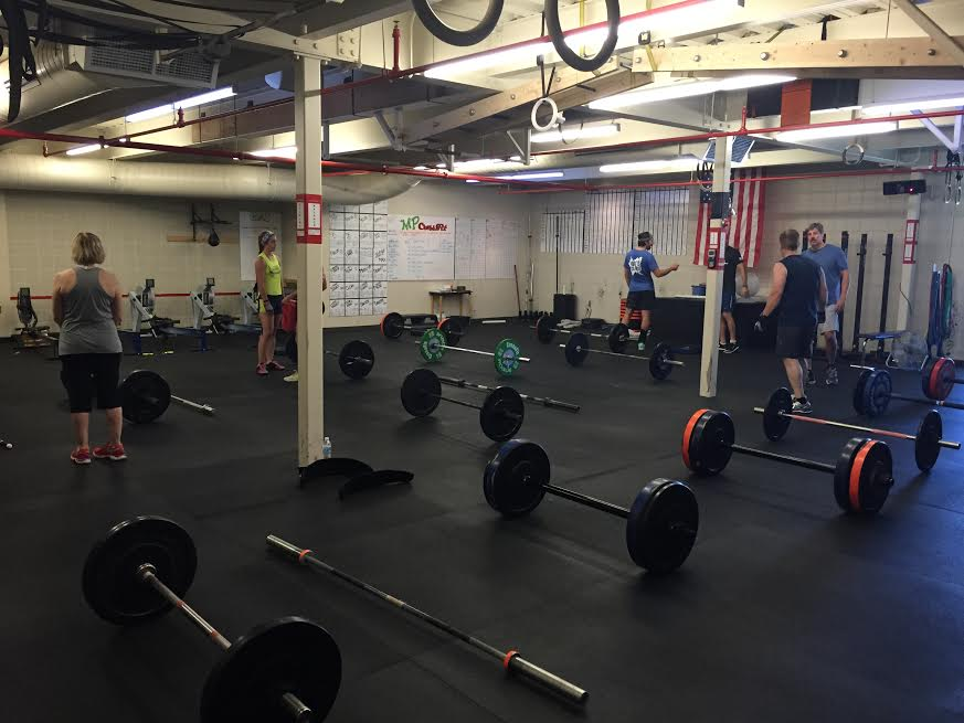 MP CrossFit Tulsa 081015