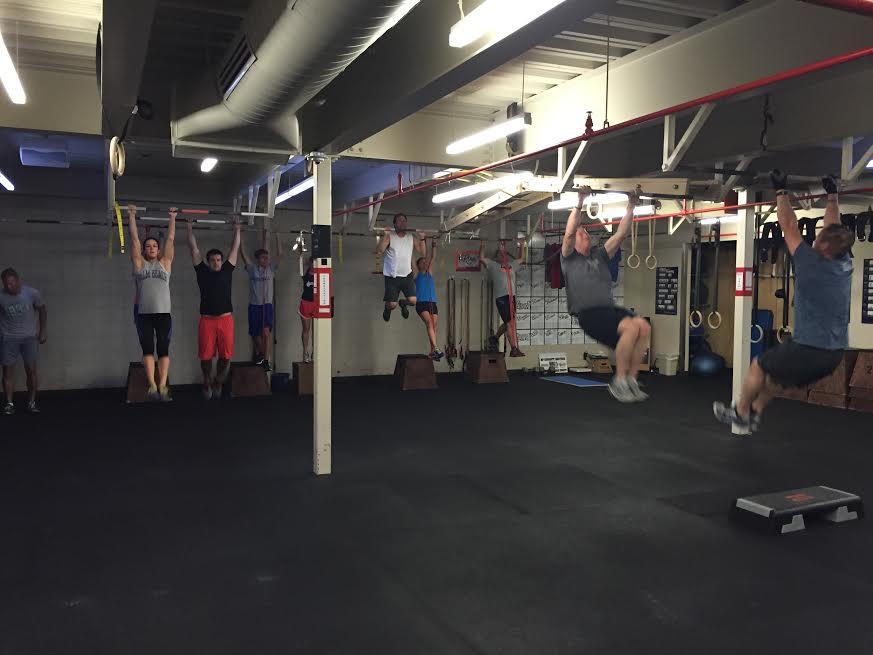 MP CrossFit Tulsa 081515