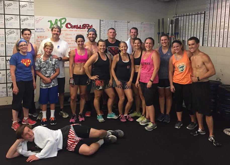MP CrossFit Tulsa 081715