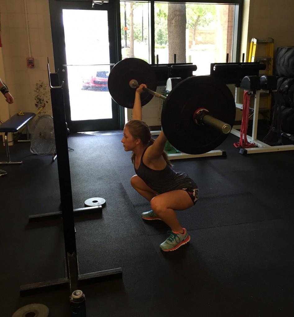 MP CrossFit Tulsa 082215