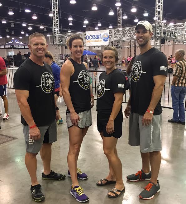 MP CrossFit Tulsa 082415