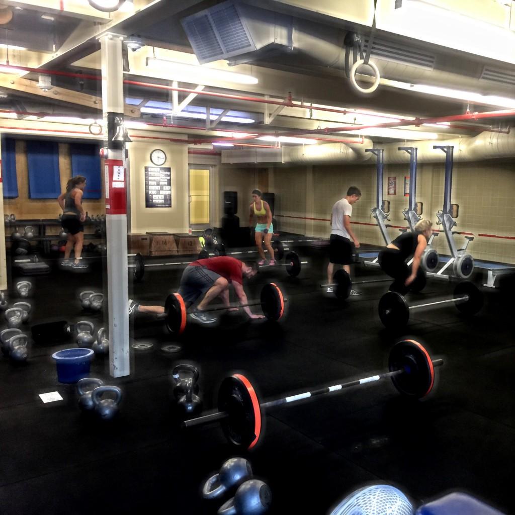 MP CrossFit Tulsa 090515