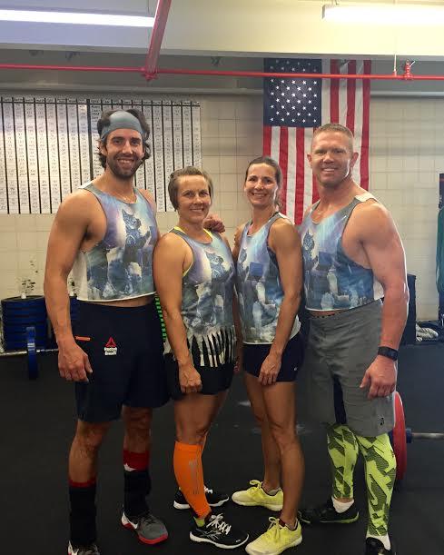 MP CrossFit Tulsa 091415