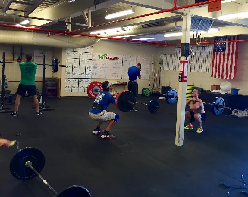MP CrossFit Tulsa 091815