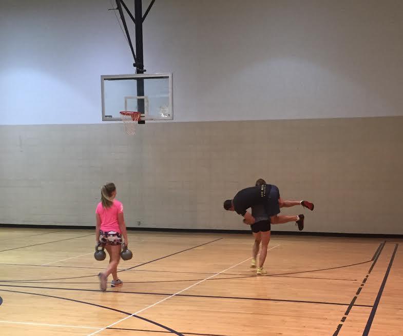 MP CrossFit Tulsa 092415