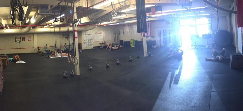 MP CrossFit Tulsa 092615