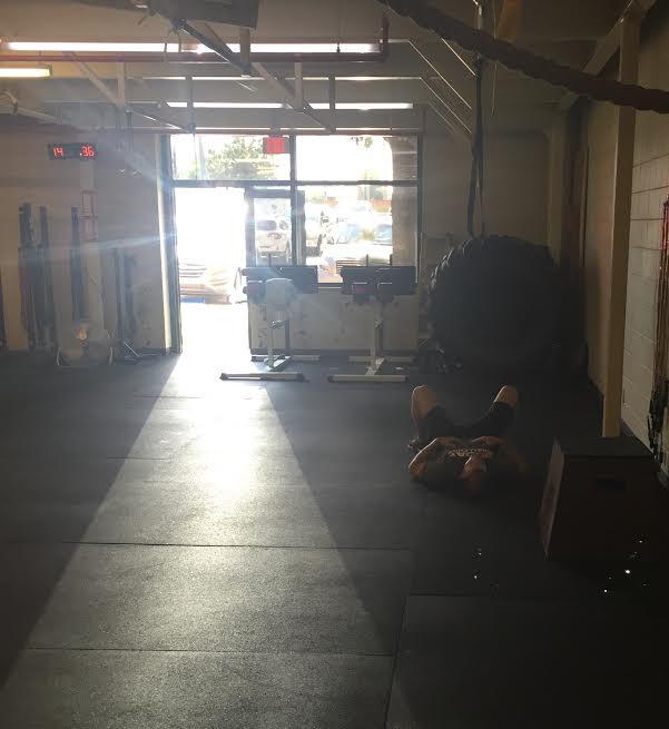 MP CrossFit Tulsa 100115