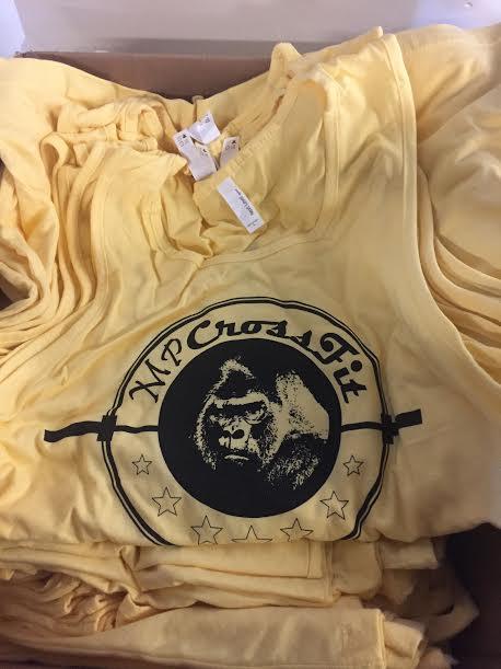 MP CrossFit Tulsa 100915