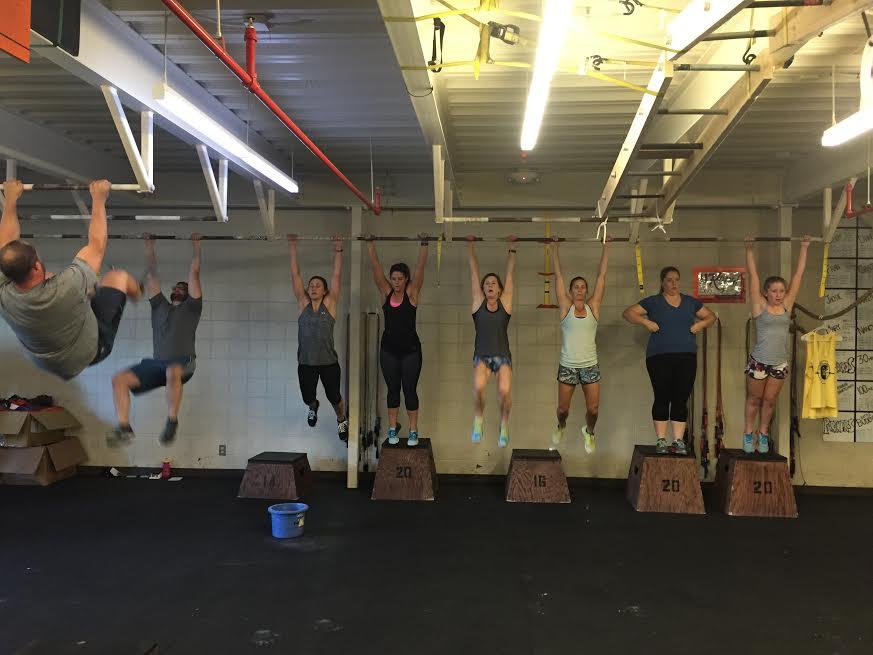 MP CrossFit Tulsa 102215