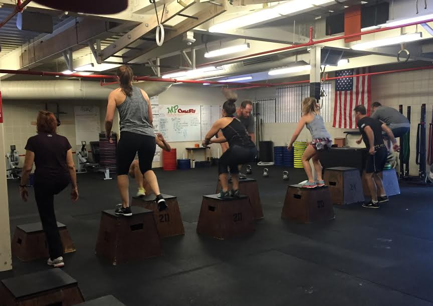 MP CrossFit Tulsa 102715