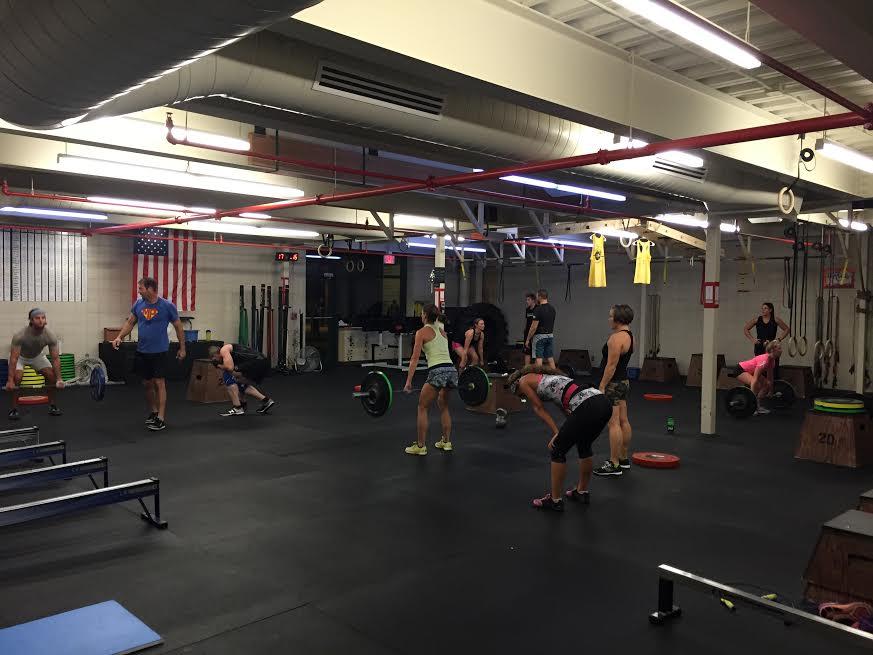 MP CrossFit Tulsa 112115