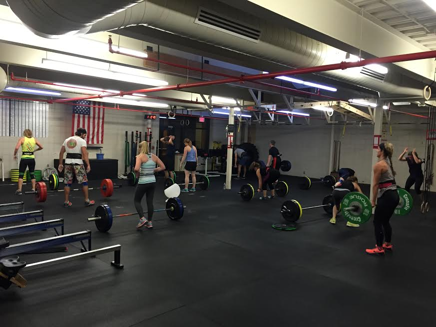 MP CrossFit Tulsa 120215