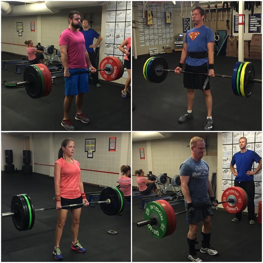 MP CrossFit Tulsa 120315