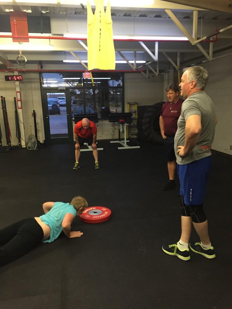 MP CrossFit Tulsa 120715