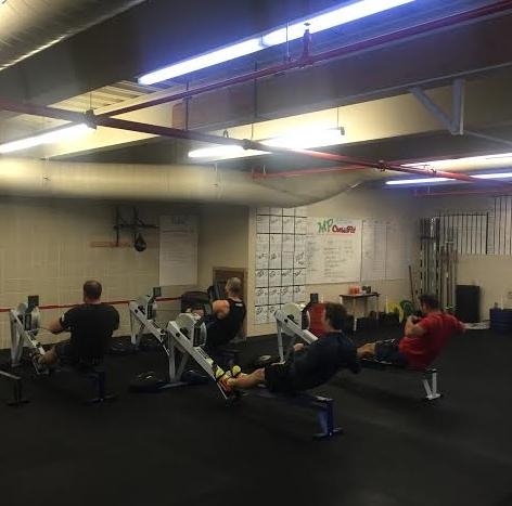 MP CrossFit Tulsa 121015