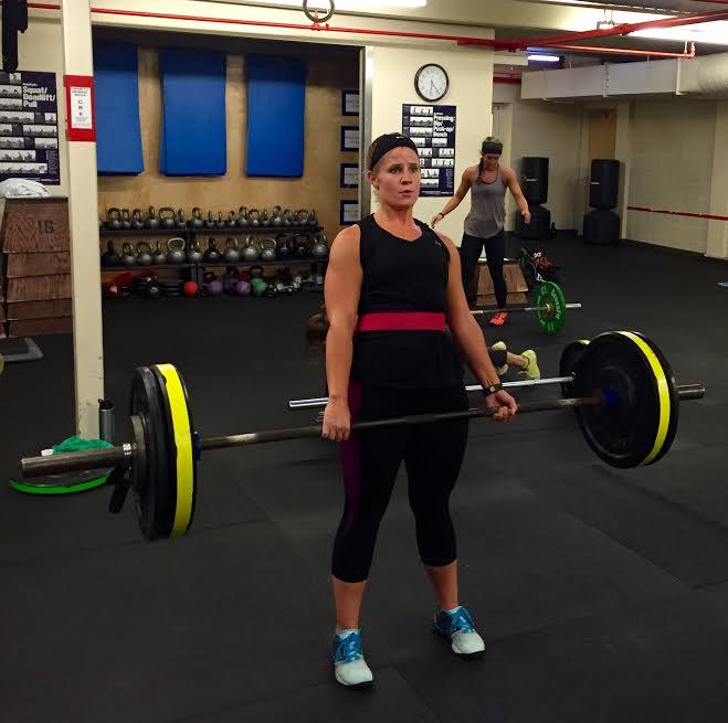 MP CrossFit Tulsa 121115