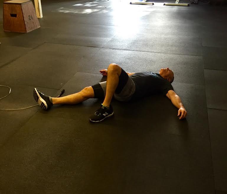 MP CrossFit Tulsa 121215