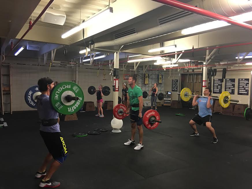 MP CrossFit Tulsa 121515