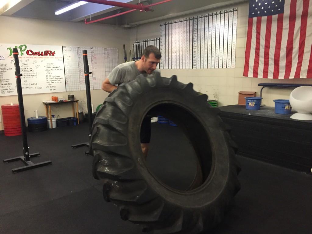 MP CrossFit Tulsa 121615
