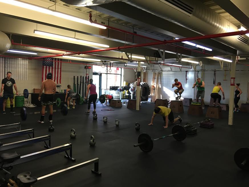 MP CrossFit Tulsa 122115