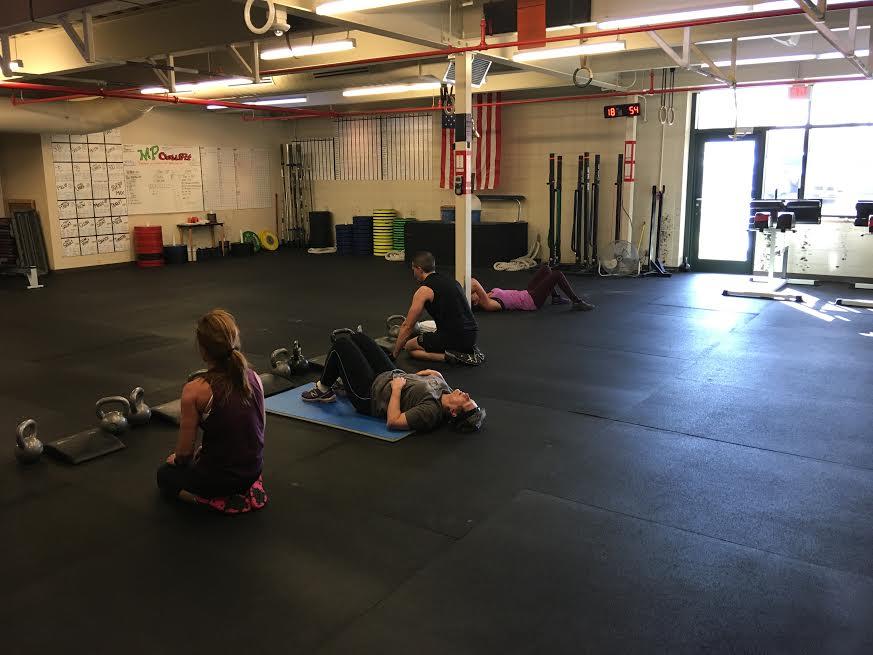 MP CrossFit Tulsa 122215