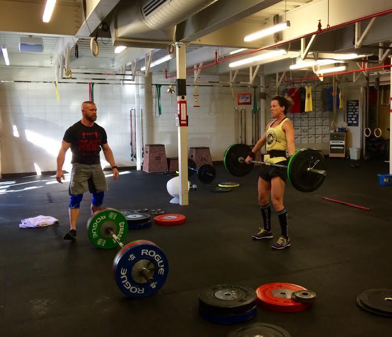 MP CrossFit Tulsa 122615