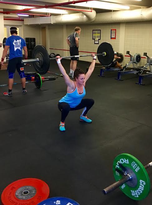 MP CrossFit Tulsa 122915