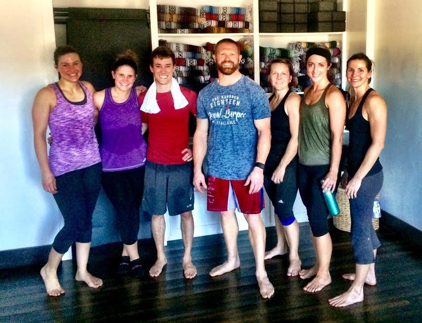 MP CrossFit Tulsa 010216