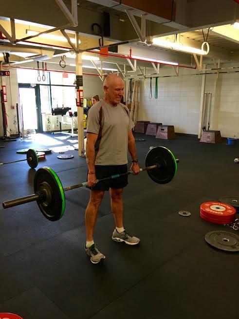 MP CrossFit Tulsa 010516