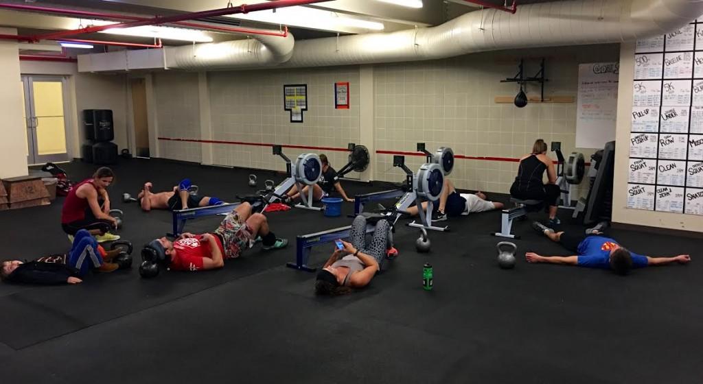 MP CrossFit Tulsa 010716