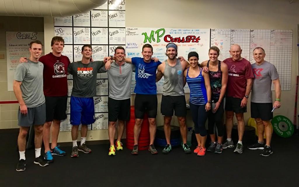 MP CrossFit Tulsa 010916