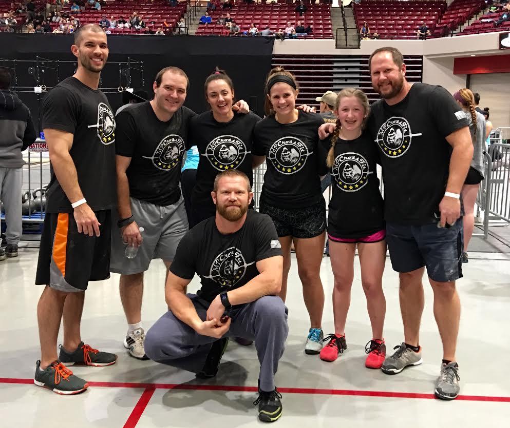 MP CrossFit Tulsa 011116