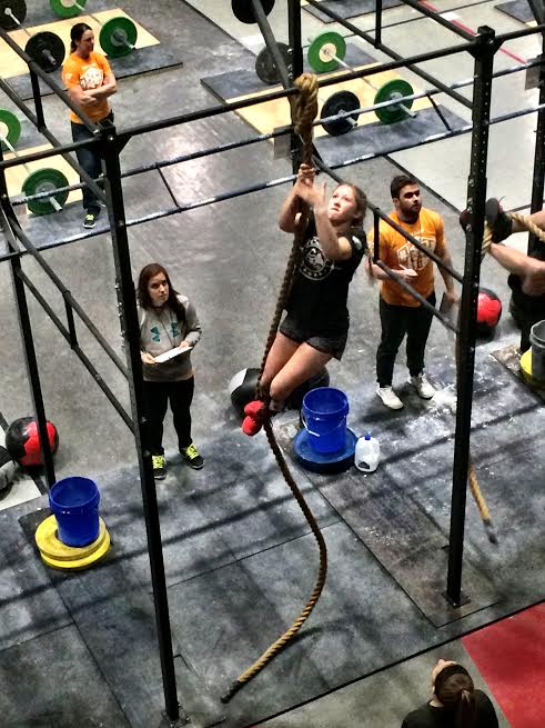 MP CrossFit Tulsa 011216