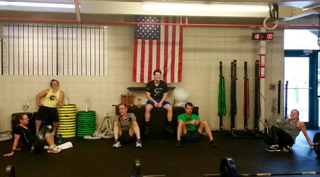 MP CrossFit Tulsa 011316