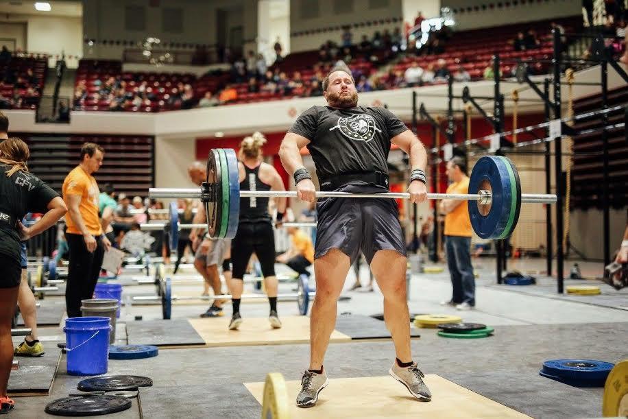 MP CrossFit Tulsa 012016