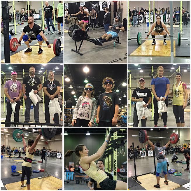 MP CrossFit Tulsa 012516