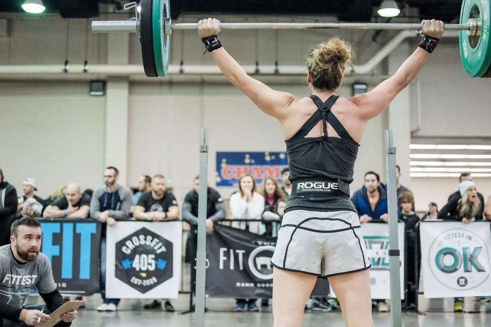 MP CrossFit Tulsa 012916