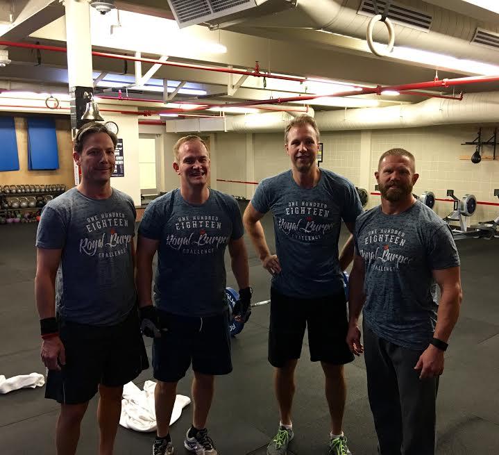 MP CrossFit Tulsa 013016