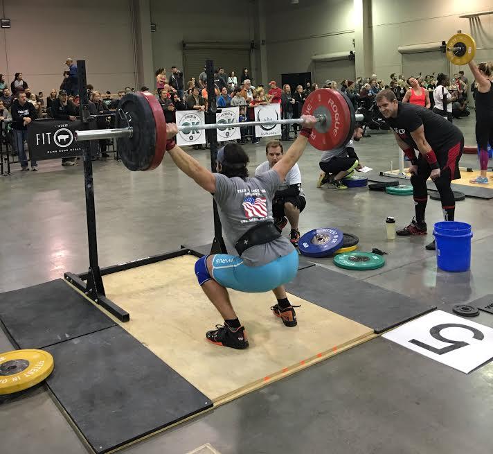 MP CrossFit Tulsa 020216