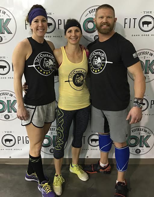 MP CrossFit Tulsa 020316