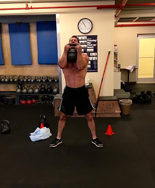 MP CrossFit Tulsa 020916