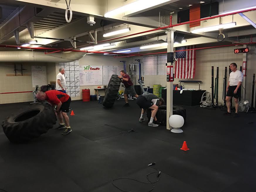 MP CrossFit Tulsa 021216