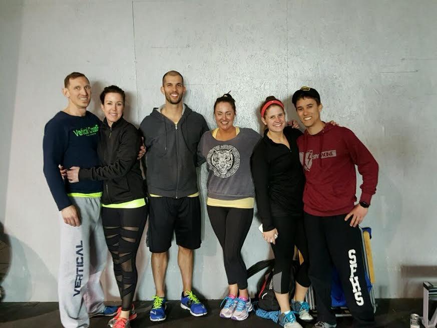 MP CrossFit Tulsa 021516