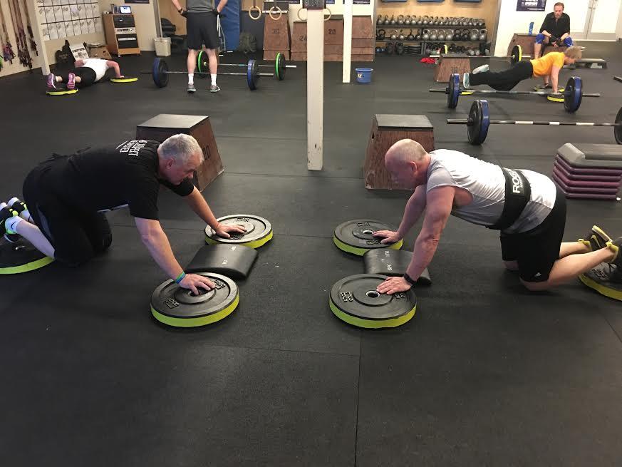MP CrossFit Tulsa 021816